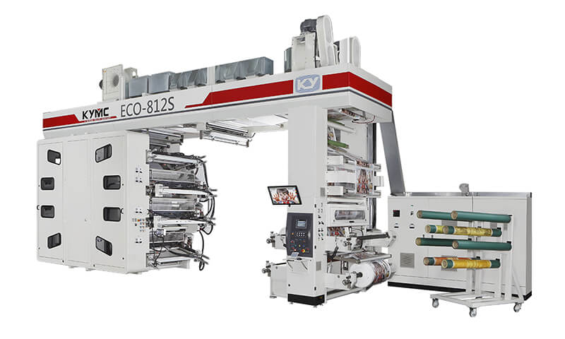 ECO Central Impression Press
