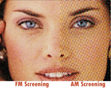 AM Screening V.S FM Screening