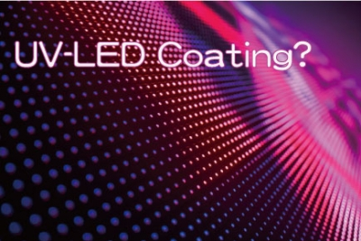 Why you should give UV-LED a thought when it comes to coating?