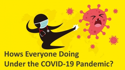 How's Everyone Doing Under the COVID-19 Pandemic?