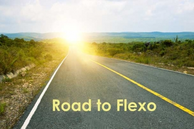 Road to Flexo : making the switch from gravure