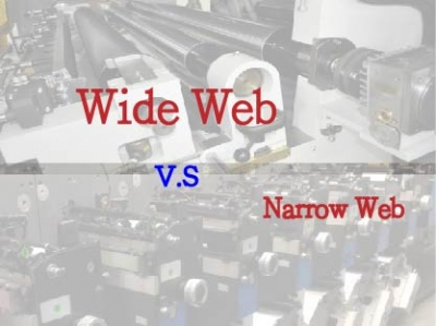 Wide Web V.S Narrow Web Flexo Printing
