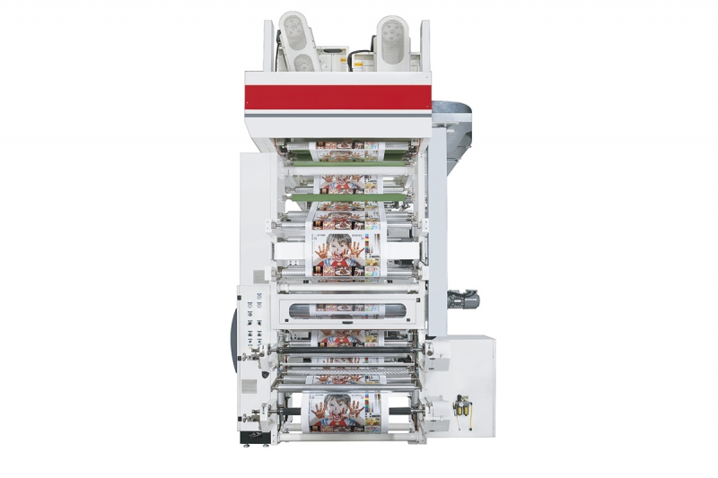 ECO CI Flexo Press Machine