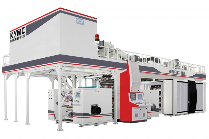 Euroflex Flagship Printing Press