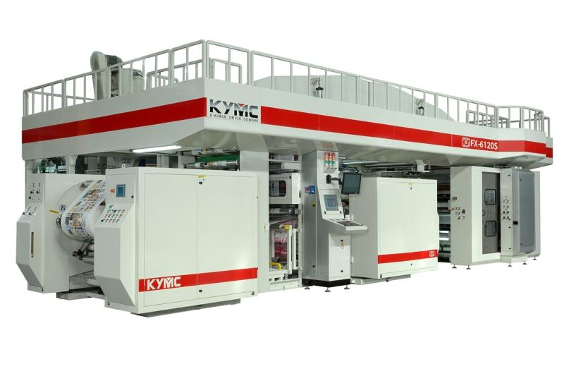 Flexojet Control Press Machine