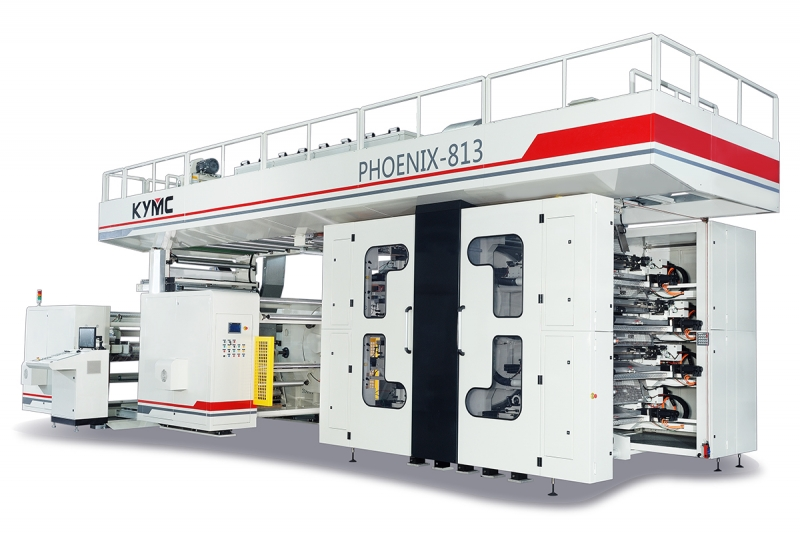 Phoenix Flexo Compact Servo Press Machine