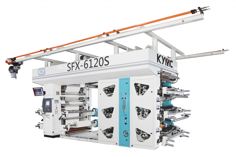 SFX Stack Flexo Press