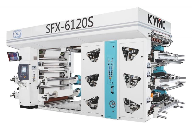 SFX Stack Printing Press
