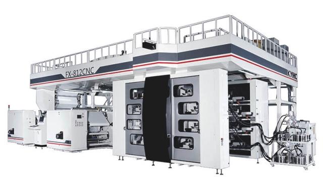 The Advance CNC Deck Control Press