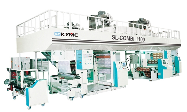 SL-Combi Multi-Functional Coating and Laminator