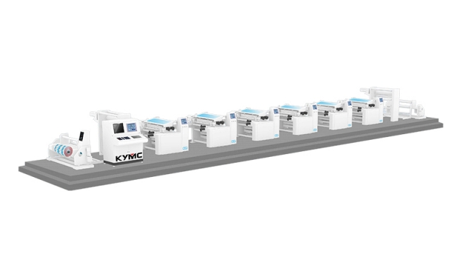 Moduflex Multi-Combination Modular Press