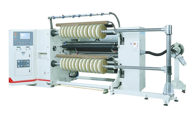 Smart Slitter Rewinder Machine